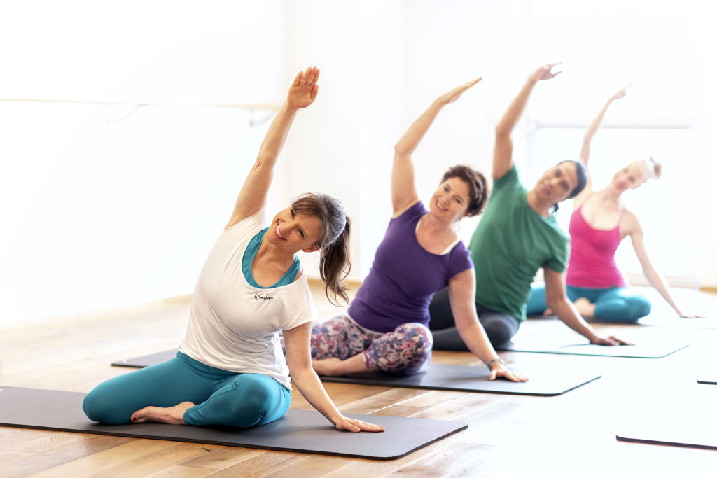30 Tage Pilates-Challenge